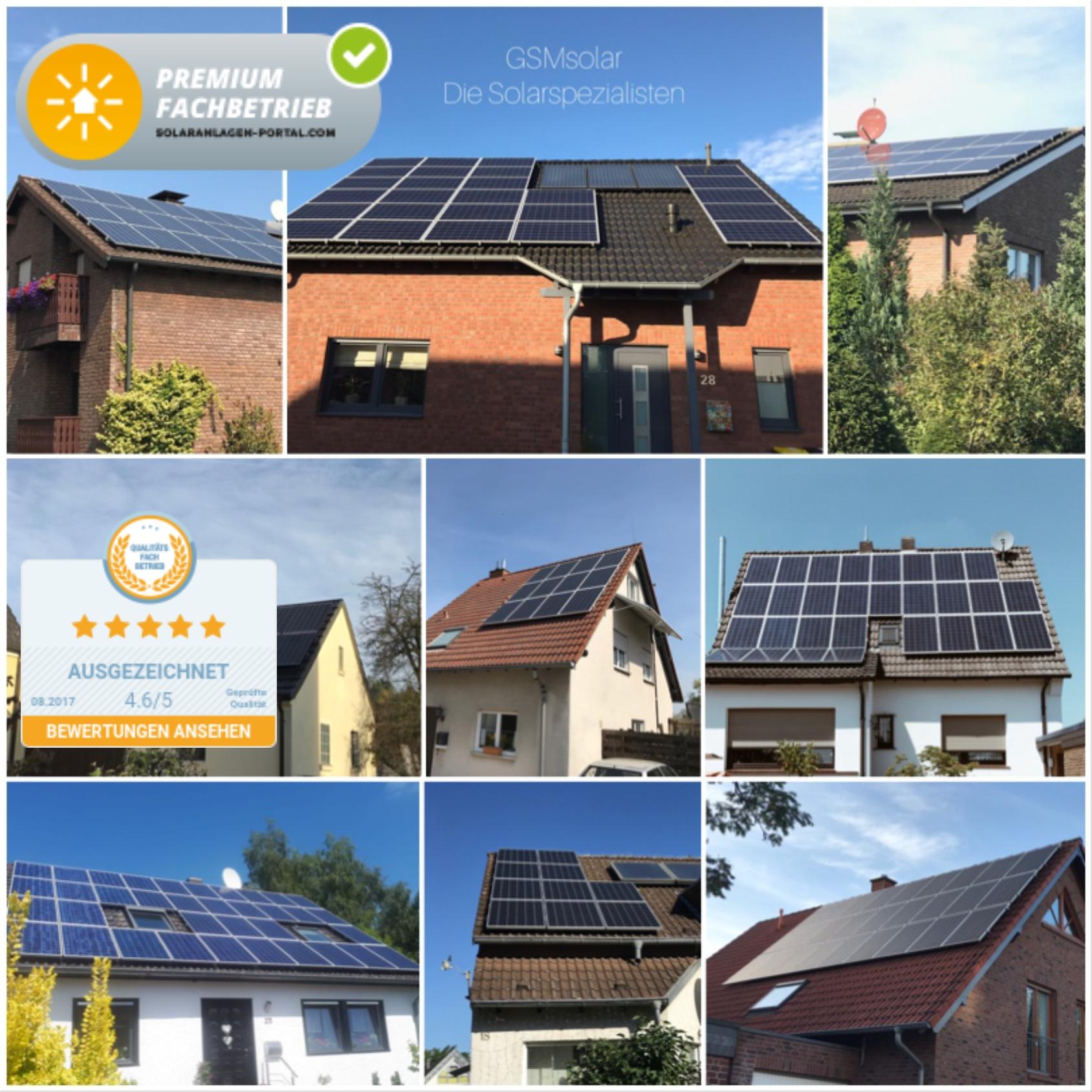 Solaranlagen Beratung
